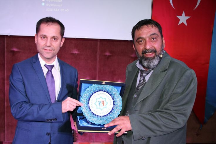 Alanya Alaaddin Keykubat Üniversitesi (ALKÜ) Sağlık, Kültür ve Spor Daire Başkanlığı tarafından Sanatçı Ahmet Yenilmez'in