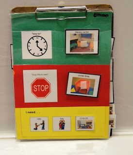 Creating Visual Schedules for Children