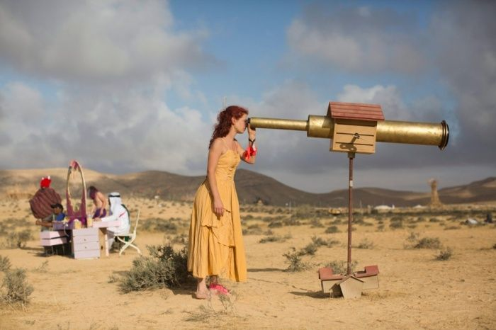 Midburn festival in the Negev desert – in pictures | Culture | The Guardian