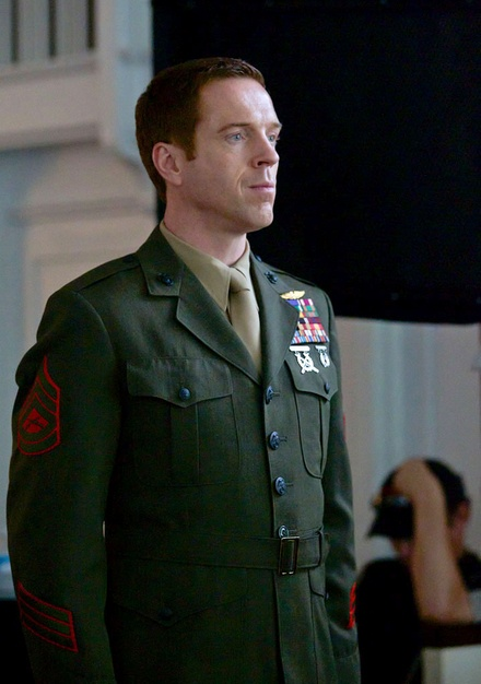 """Damian Lewis (""""Homeland"""") cannot wait for tonight's finale!!!!!!!!!!!!!!!!!"""