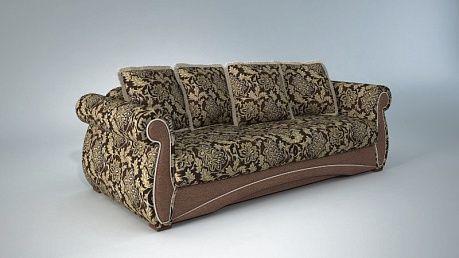 Модель «Адмирал Комфорт, Диван прям.3-м., (спеццена choko)» - итальянская мебель в интернет магазине Home Classic.