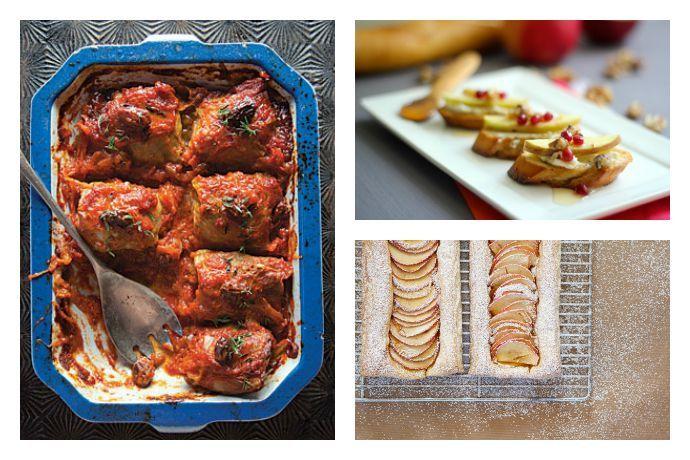 rosh hashanah menu ideas 2017