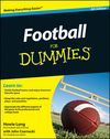Football For Dummies (USA Edition) Cheat Sheet I'm going to my first pro football game, better study!