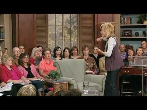 """Beth Moore: """"God Spoke Your Name"""". This is how I feel about Jesus: I am so excited about His precious Word and can't help but tell others...Beth is so adorably funny: love when she says she doesn't edit her thinking (cuz I don't either): we r both like """"what the heck, let's just say what we think and see what happens"""". However, at the same time, like Beth, I keep it HOLY when speaking about the Word or our Lord. Within that balance, like Beth, I'm one of Jesus' cheerleaders.-Mari"""