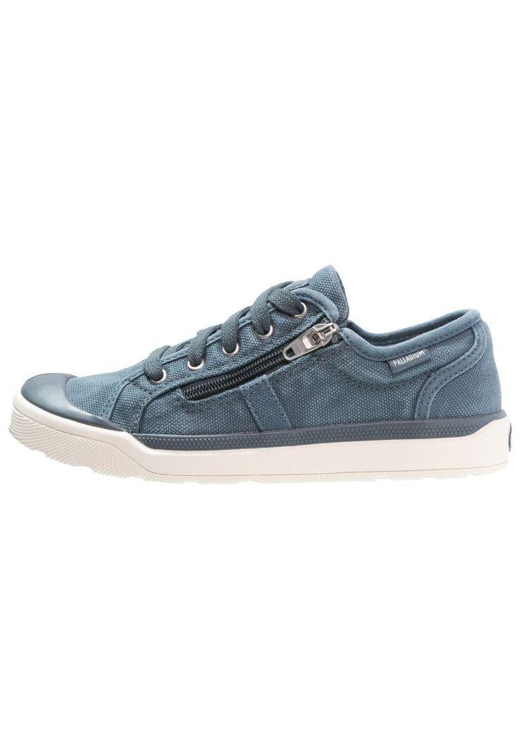 Schoenen Palladium PALLARUE - Sneakers laag - dark slate/marshmall Blauw: € 59,95 Bij Zalando (op 13-3-16). Gratis bezorging & retournering, snelle levering en veilig betalen!