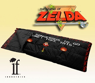 Zelda Sleeping Bag | If Industries's Concepts