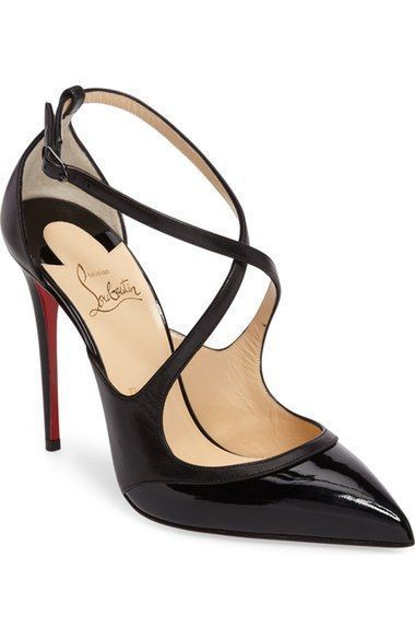 a8972ecdaaf9 Christian Louboutin Crissos Pointy Toe Pump available at  Nordstrom ...