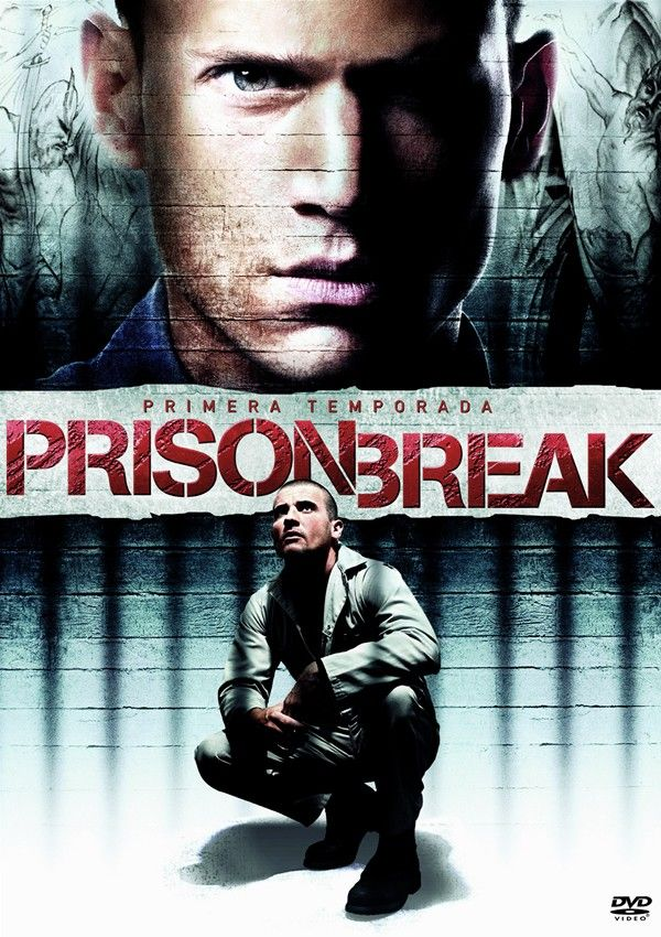 Prison break! definitely here! the best. This is the first ever TV series I got addicted to.