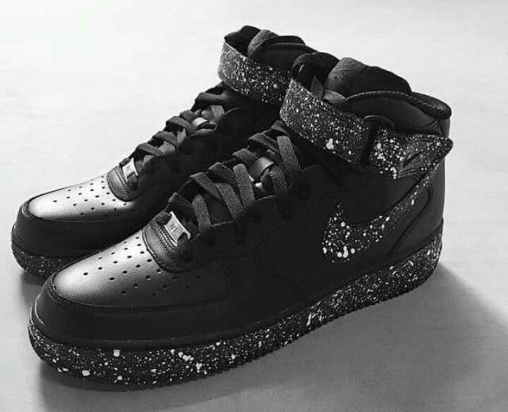 Orea cookie high top AF1