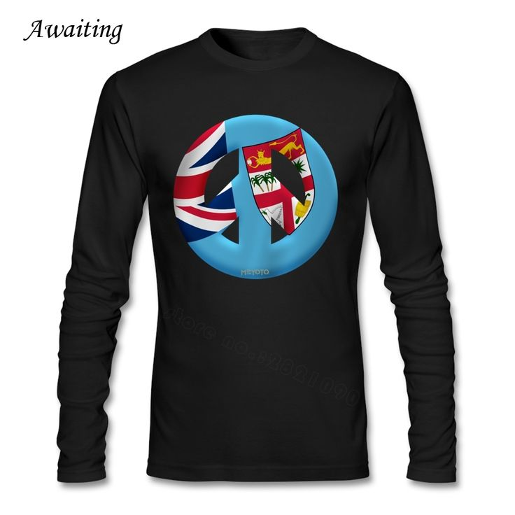 Cheap men t-shirt, Buy Quality t-shirt plus directly from China t shirt Suppliers: 100%Cotton Fabric Fiji Men's T-Shirts Plus Size Pure Color Brand Clothing For Man O-Neck Fitness Long Sleeve Fashion Mens TShirt