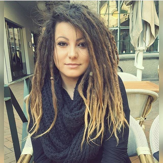 "2,604 Likes, 14 Comments - Dreadshare (@dreadshare) on Instagram: ""@inescero sharing the love #dreadshare #girlswithdreads #girlswithdreadlocks #dreads #dreadlocks…"""