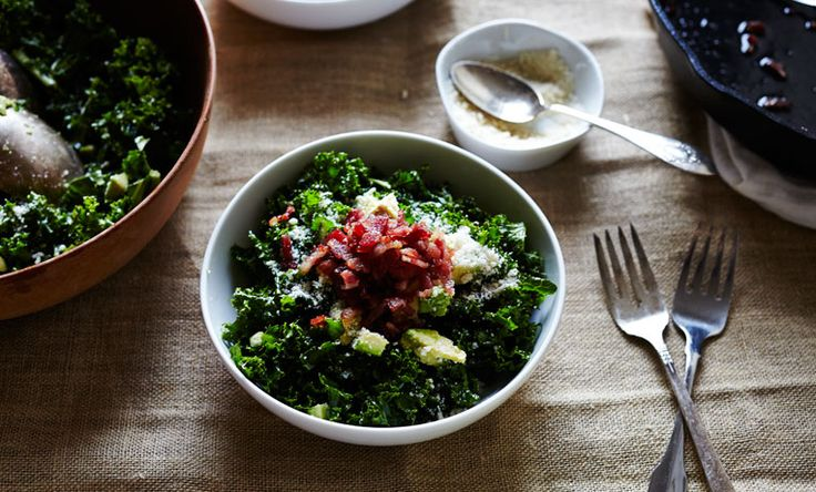 quick and simple stir fried kale and bacon quick and simple stir fried ...