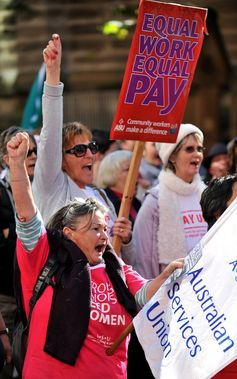 Equal Pay Day 2016 - Has anything changed? The reality of the gender wage gap