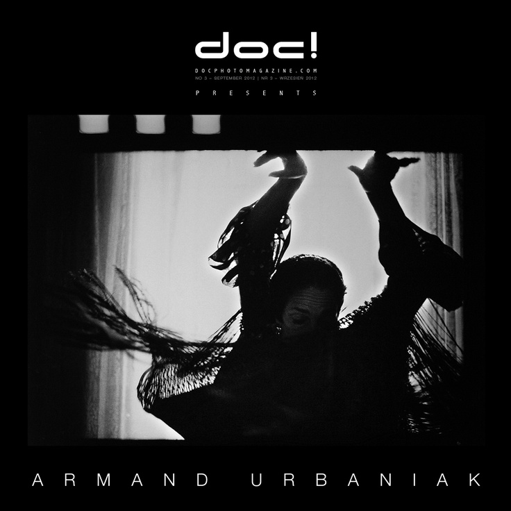 "doc! photo magazine presents:    ""Tibula - a flamenco woman"" by Armand Urbaniak  #3, pp. 91-107"