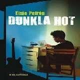 Dunkla hot / Elsie Petrén  #ljudbokstips #ungdomsbocker #mysterier #journalister #skolan #hot #Vilhelmina
