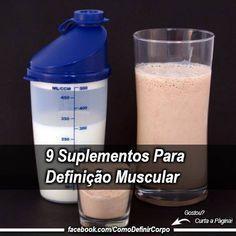 9 Dicas De Suplementos Para Definição Muscular ➡ https://segredodefinicaomuscular.com/9-dicas-de-suplementos-para-definicao-muscular/ Gostou? Compartilhe com seus amigos... #EstiloDeVidaFitness #ComoDefinirCorpo #SegredoDefiniçãoMuscular