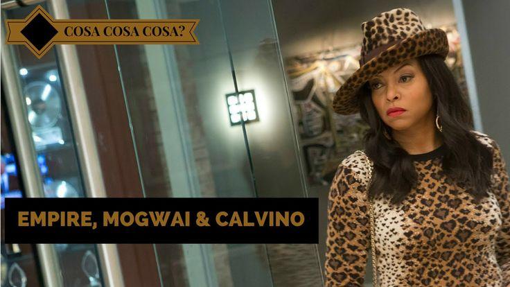Empire, Mogwai & Calvino