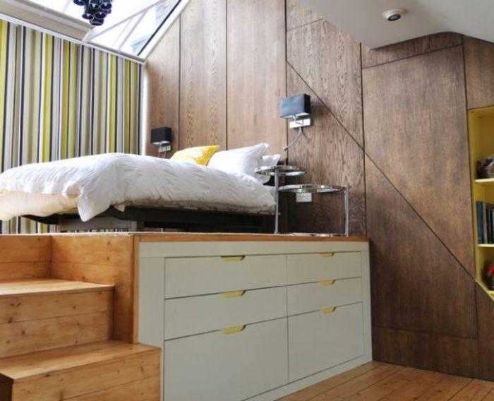 kleines schlafzimmer einrichten traum oder alptraum was sagen sie - Kleines Schlafzimmer Layout Doppelbett