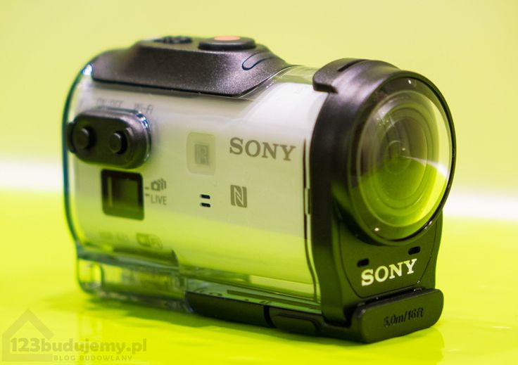 sport kamera hd sony hdr-az1 recenzja opinie cena - Kamera, Recenzja, Sprzęt Rtv