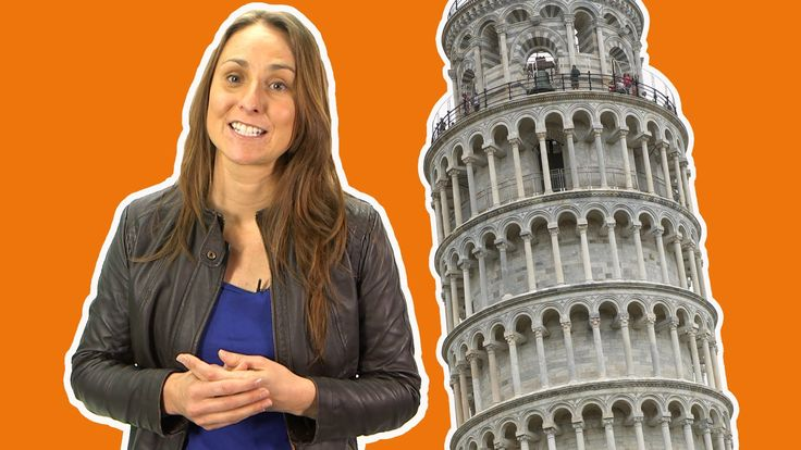 Why does the leaning tower of Pisa lean?   Sci Guide with Jheni Osman   Head Squeeze