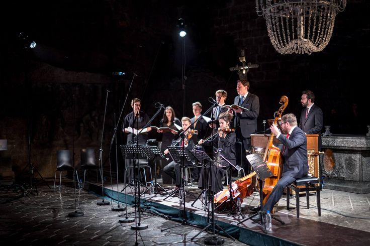 Misteria Paschalia Festival 2016  Dietrich Buxtehude: Membra Jesu Nostri  Vox Luminis L'Acheron Lionel Meunier – dyrygent  fot. Wojciech Wandzel, www.wandzelphoto.com
