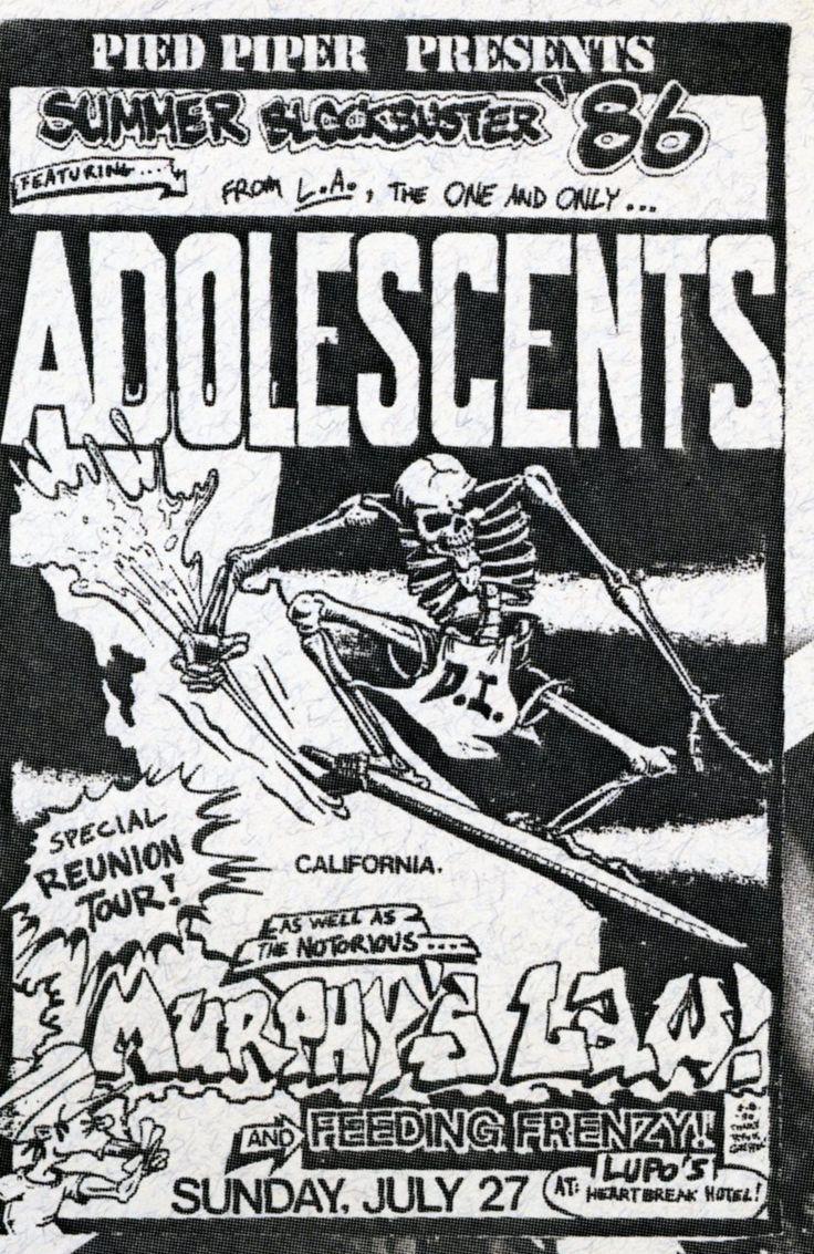 Punk Music Concert Review