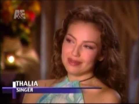 Thalia - Biography (A&E Mundo) - Completo - YouTube