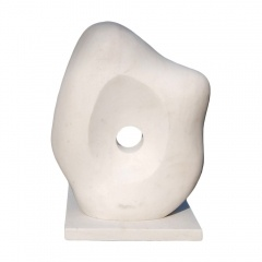 Abstract Modern Marble Sculpture