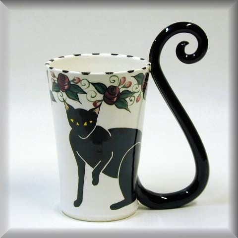 Cat Lover Cat Mugs