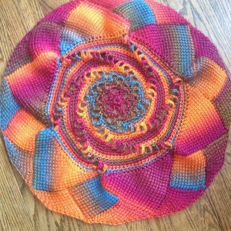 Tunisian Crochet Pattern Maker : This is the first Tunisian crochet pattern that I ve ever ...