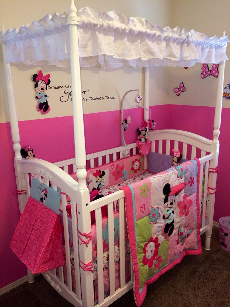 Disney Baby S Minnie Mouse Nursery