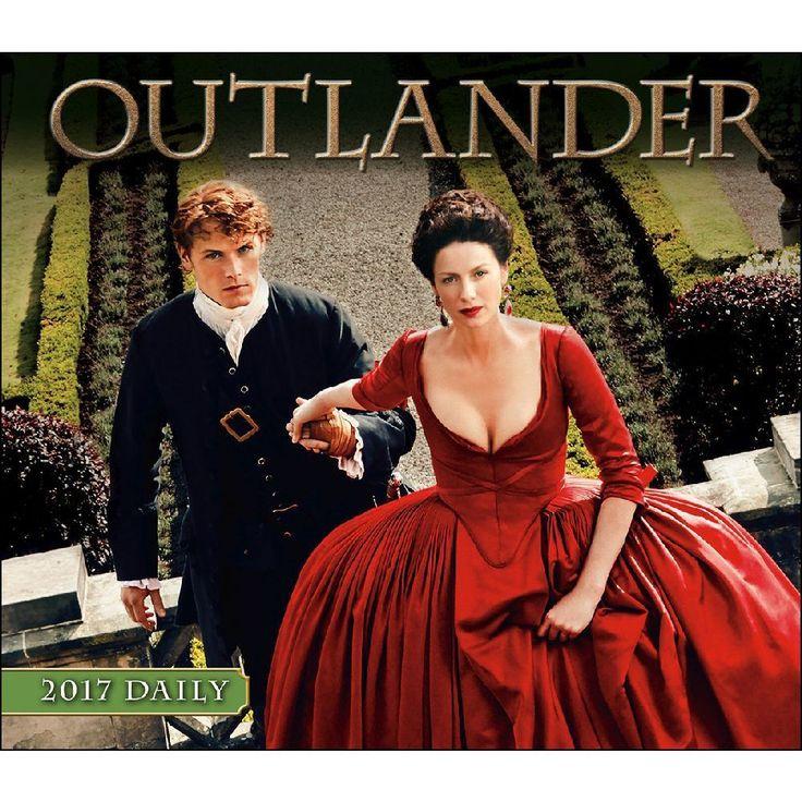 Outlander 2019 Desk Calendar In 2019 Calendars