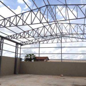 Curitiba   Calhas Gabardo 41.3364-3873   Reformas de Telhados - Estruturas Metálicas