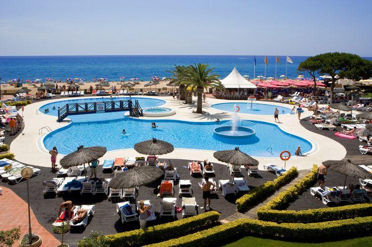 Hotel Tahiti Playa - Santa Susanna, Spain