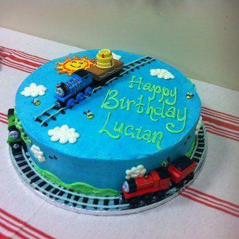 Best Kids Birthday Cakes Images On Pinterest Thomas Cakes - Thomas birthday cake images