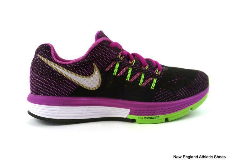 Nikewomen's Air Zoom Vomero 10 running shoes sneakers size 6  Fuchsia White #Nike #RunningCrossTraining