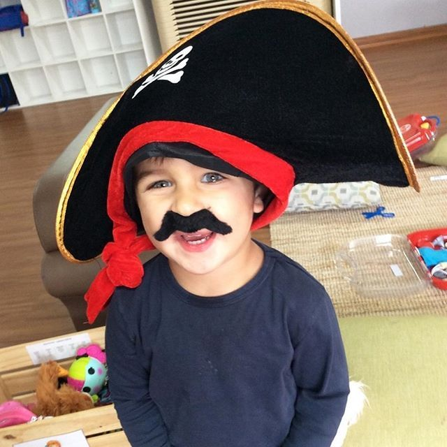 Reminiscing on a great week... #TalkLikeAPirateDay was so much fun for the children. #YoungAcademics #earlyinglearning #childcare #sydney