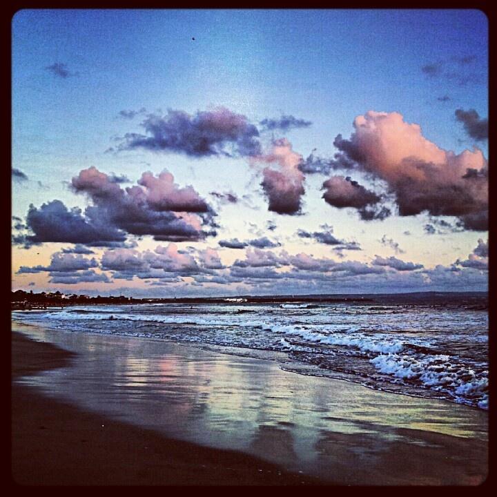 seminyak beach,bali,insonesia