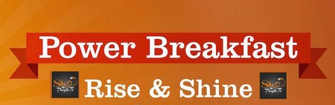 Power Breakfast in Mumbai with Ameera Shah