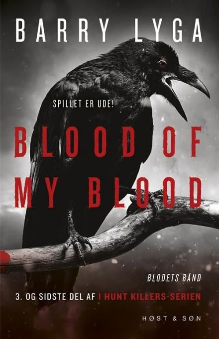Læs om Blood of my blood (I Hunt Killers, nr. 3) - I Hunt Killers 3. Udgivet af Høst & Søn. Bogen fås også som eller E-bog. Bogens ISBN er 9788763834957, køb den her