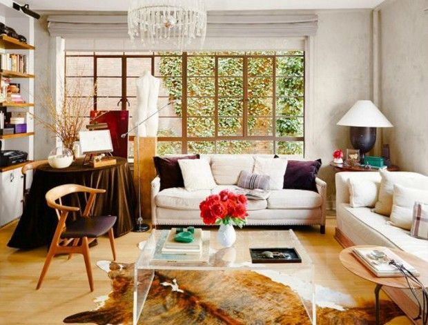 Κάνε το μικρό σου διαμέρισμα να δείχνει τεράστιο χωρίς πολλά έξοδα - Σπίτι | Ladylike.gr