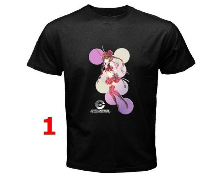 ANIME MANGA Black Tshirt-027