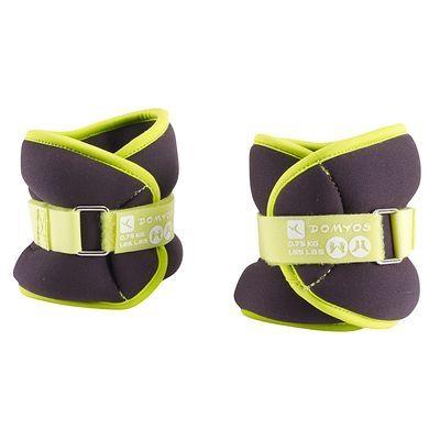 [0,75kg] Tonificazione Fitness, Ginnastica, Danza - Pesi per caviglie o polsi DOMYOS - Accessori fitness