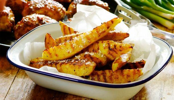 Aromatic Sweet Potatoes