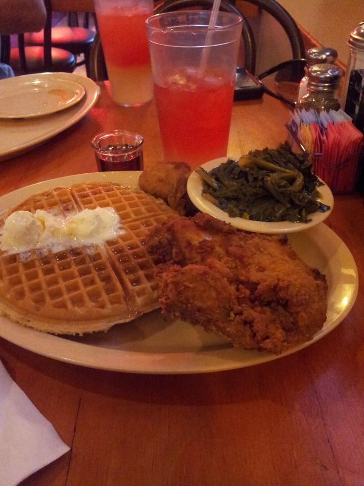Old fashioned chicken and waffles recipe