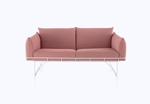 Skim Milk: Picnic Sofa by Industrial Facility Photo