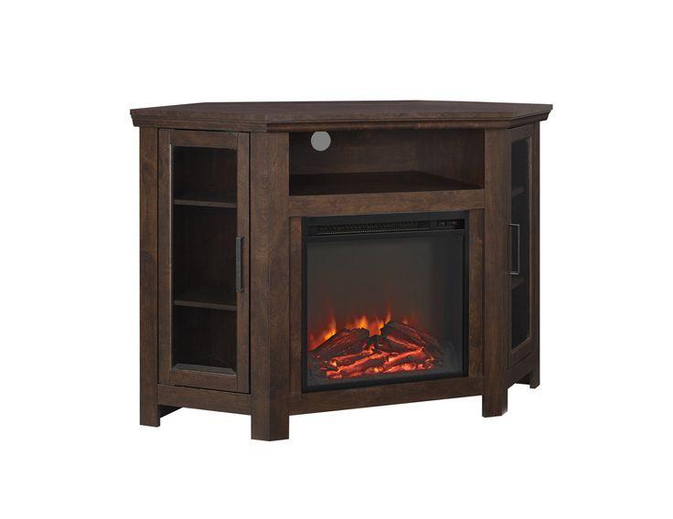 Best 25 Corner Fireplace Tv Stand Ideas On Pinterest Tv With Fireplace Corner Fireplace