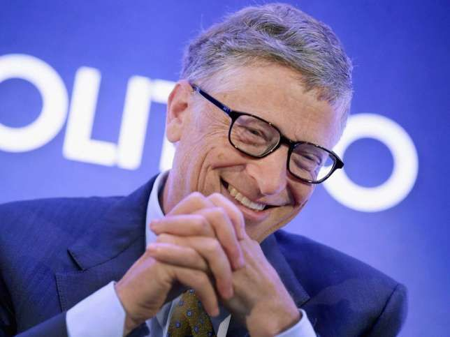 Whether it's money, power, or fame, success means something different to everyone.   For Bill Gates, it's defined by two factor...