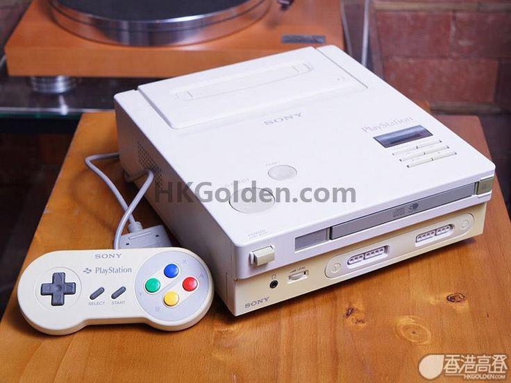 Super Nintendo PlayStation SNES-CD Prototype Finally Revealed   RetroCollect