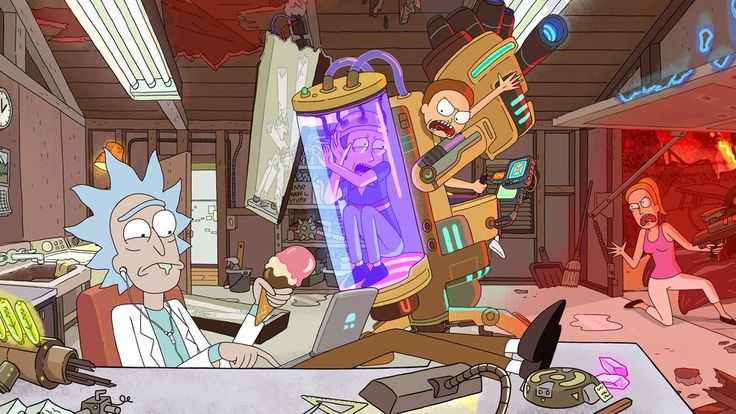 """Big Trouble In Little Sanchez"" · Rick And Morty · TV Review · The A.V. Club"